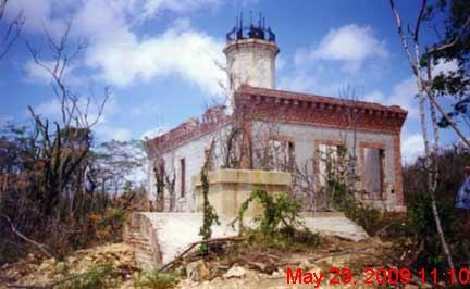 guanica lighthouse-pur007 - Copyright 2009