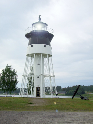 Jävre (Piteå) Lighthouse - Copyright 2009 SM2TOS, Richard