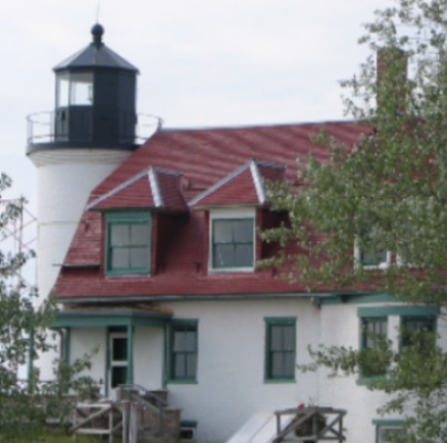 Point Betsie Lighthouse - Copyright 2006 B. Wacker