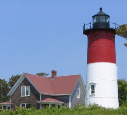 Nauset Light - Copyright 2007 B. Wacker