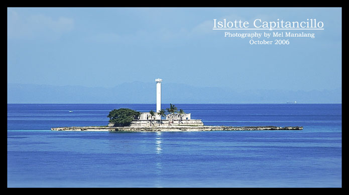 The Island of Capitancillo - Copyright 2006 Rommel Manalang