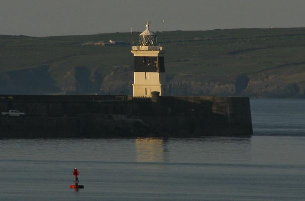 Holyhead Breakwater - Copyright 2011 D.Brotherston
