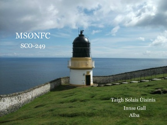 Isle of South Uist - Copyright 2010 MSØNFC