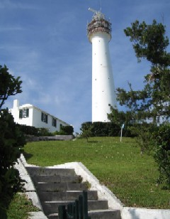 GIBBS HILL LIGHTHOUSE - Copyright 2011 BERMUDA