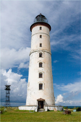 Vilsandi lighthouse - Copyright 2008 Tuderna