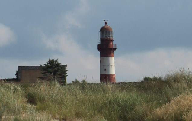 Liepaja lighthouse - Copyright 2014 UF2F