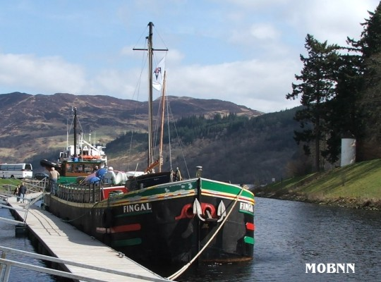 Fort Augustus (Loch Ness) - Copyright 2006 Bill Newman