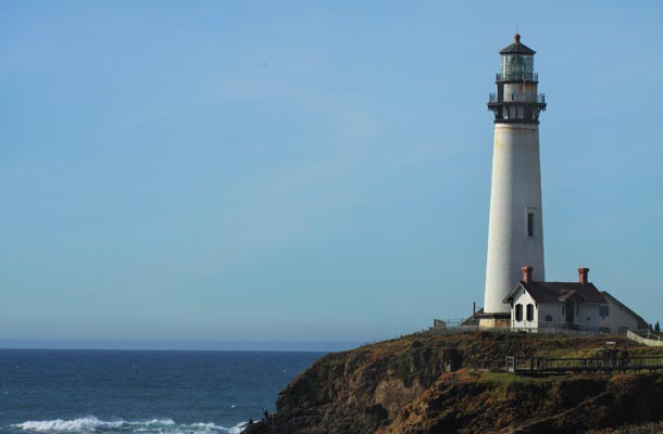Pigeon Point - Copyright 2011 C. Roske