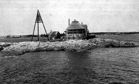 Cuckolds under construction - Public Domain 1879 USCG