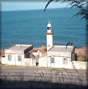 Cap Corbelin Lighthouse - Copyright 2015