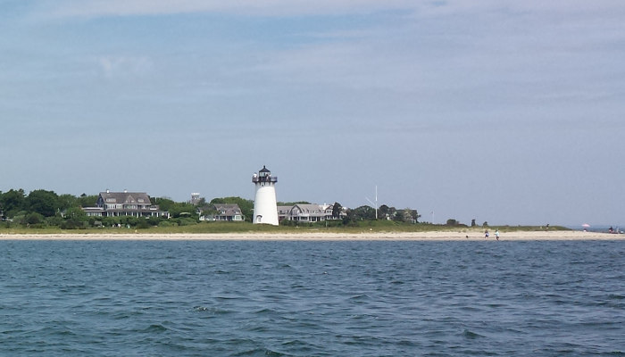 Edgartown Light - Copyright 2015 Brent Putnam