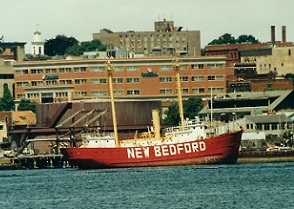 Lightship New Bedford - Copyright 2001 KF4ZLO