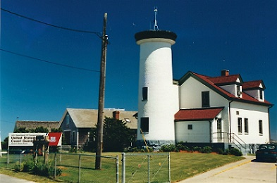 Brant Point (Old) Light - Copyright 2001 KF4ZLO