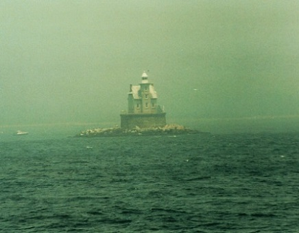 Race Rock Lighthouse - Copyright 2001 KF4ZLO