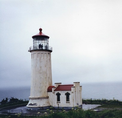 North Head Lighthouse - Copyright 1999 KF4ZLO
