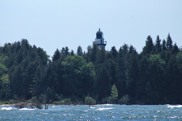 Cana Island Lighthouse - Copyright 2017 Paul Schumacher