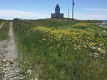 Long Point Lighthouse - Copyright 2018 From Wikipedia (via VE3CBK)