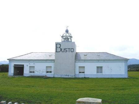 CAbo Busto Lighthouse - Copyright 2007 EA9CP (Toño)