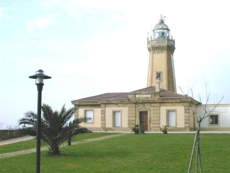 Aviles Lighthouse - Copyright 2007 EA9CP (Toño)