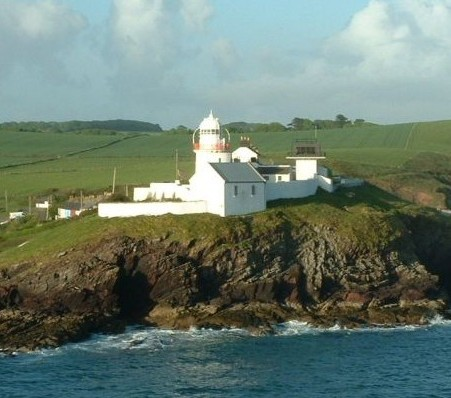 Roches Point Lighthouse - Copyright 2008