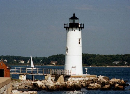 Portsmouth Harbor Light - Copyright 2008