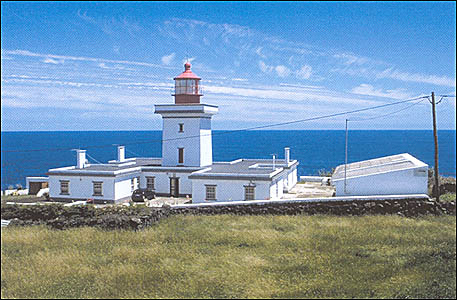 Contendas Lighthouse - Copyright 1964