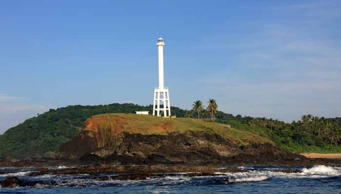 Lolong Point/Panay Island Lighthouse - Copyright 2008 Marc V. Capistrano