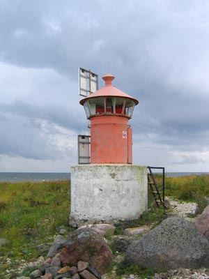 Hobulaid S front range light beacon - Copyright 2006 Tuderna