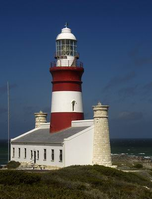Cape Agulhas - Copyright 2008 D.Brotherston