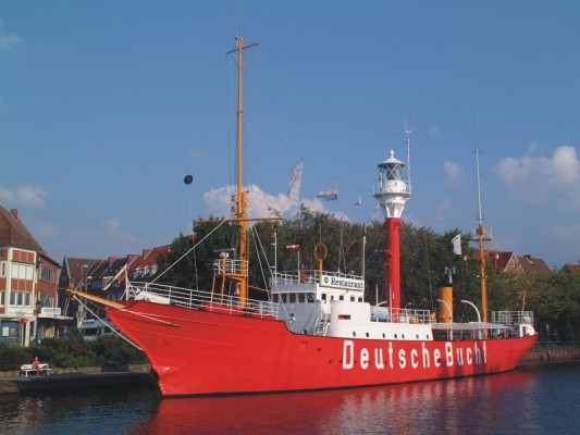 Lightship Amrumbank - Copyright 2007 © by DL1WH