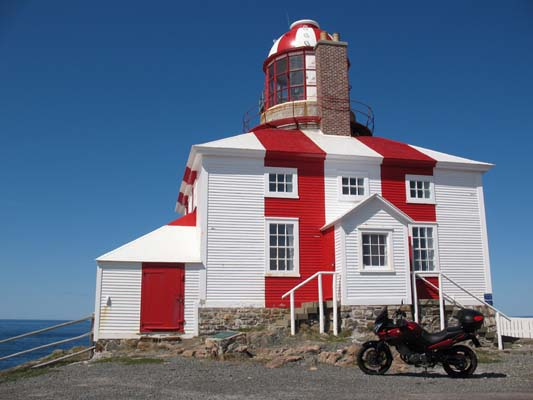 Cape Bonavista Lighthouse - Copyright 2008 Geoff Smith