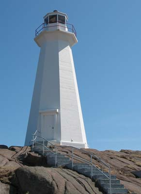 Cape Spear - Copyright 2008 Geoff Smith