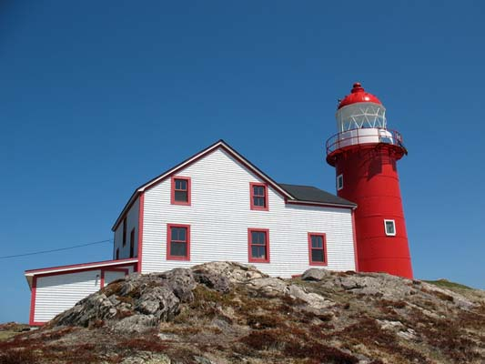 Ferryland Head - Copyright 2008 Geoff Smith