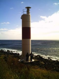 San Carlos lighthouse - Copyright 2007 Alfredo Martinez A.
