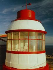 Punta Curaumilla lighthouse - Copyright 2008 CE2WLB